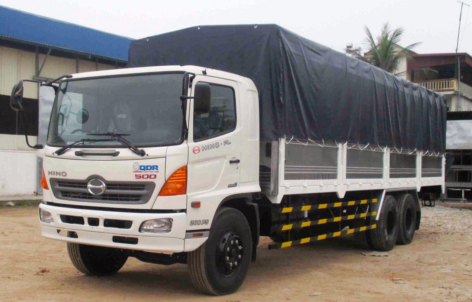 Xe tải hino tại Bình Dương