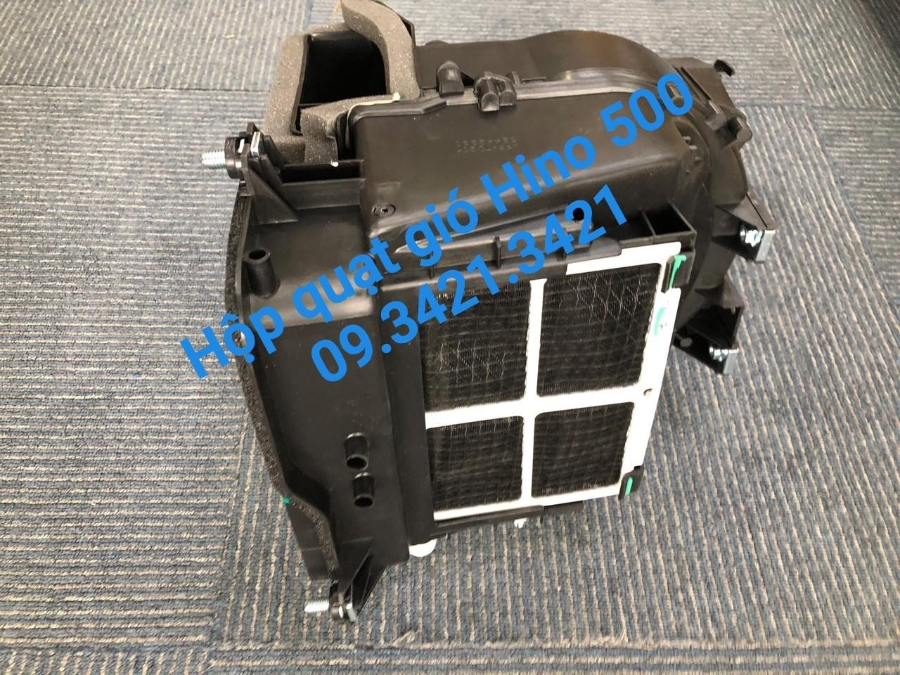 bán lọc gió điều hòa xe hino - phân phối quạt gió điều hòa xe hino