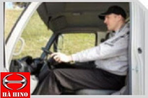 Đặc tính khí động học xe tải hino 300 series