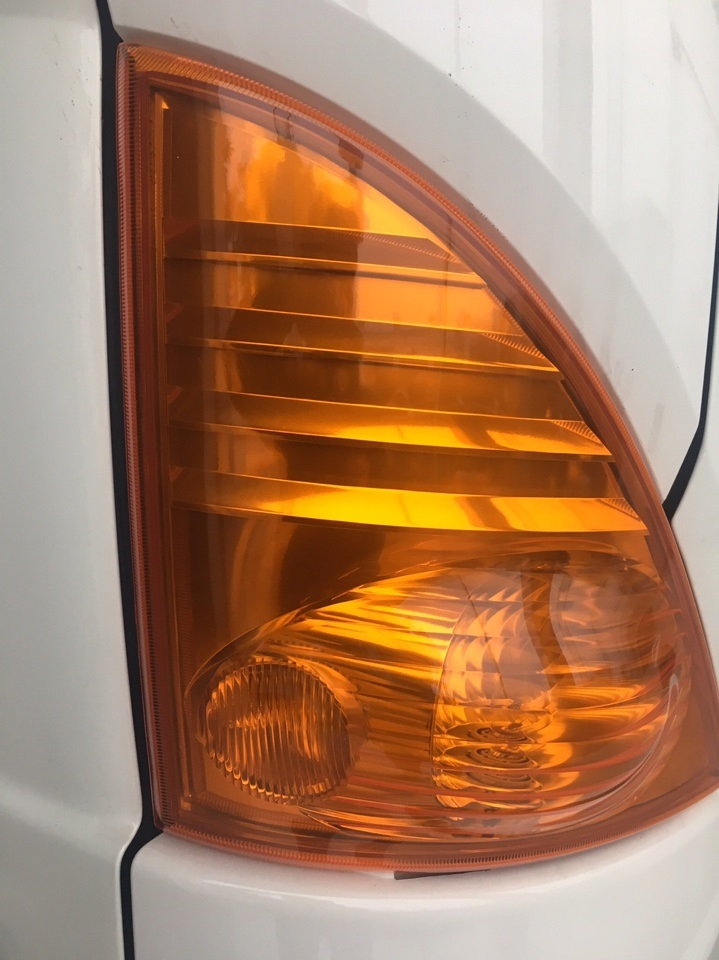 đèn xi nhan xe hino