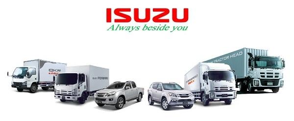 Giá xe isuzu - phân phối xe tải isuzu việt nam năm 2018