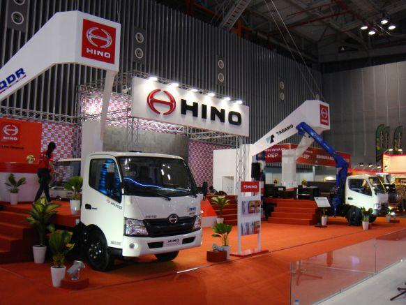 Xe tải hino tại Tiền Giang