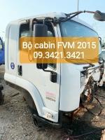 Bộ cabin tổng thành Isuzu FVM