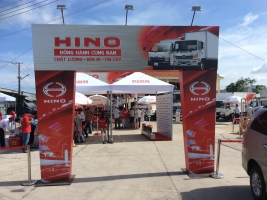 Chính sách phụ tùng xe tải Hino – địa lý xe tải hino việt nam tiêu chuẩn 5S