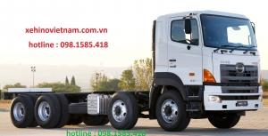 cuộc đua xe tải hino và xe tải isuzu