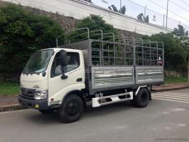 Dòng xe tải Hino Dutro 300 Series WU 342L-110HD 4 tấn chất lượng cao