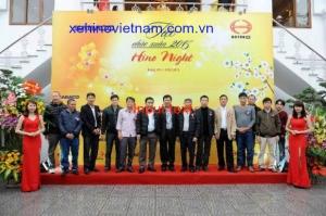 Hino Việt Nam Tri ân khách hàng 2016- công ty hino việt nam