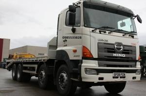 Hội ngộ xe tải Hino trên mọi cung đường việt nam