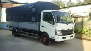 Khả năng tiết kiệm nhiên liệu của xe tải Hino?