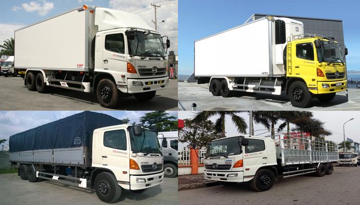 Khi mua xe tải Hino lần đầu, bạn nên có những kinh nghiệm gì?