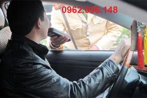 Lái ô tô khi có nồng độ cồn bị phạt tới 18 triệu đồng