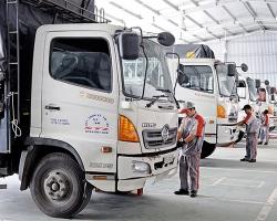 Làm thế nào để bảo dưỡng xe tải Hino