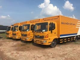 Lễ bàn giao xe cho các doanh nghiệp lớn của hãng xe tải Hino 2016