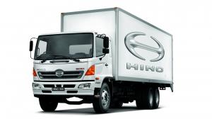 Mức tiêu hao nhiên liệu của xe tải Hino 300 Series