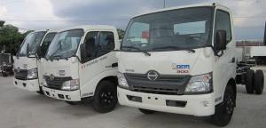 Những lưu ý khi chọn mua xe tải HiNo
