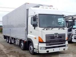 Những mẹo độc chiêu khi mua xe tải Hino 4 chân chất lượng
