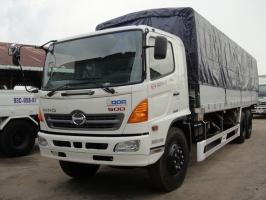 Những mẹo quan trọng khi mua xe tải Hino cũ chất lượng