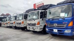 Sự quan trọng của phù hiệu xe tải hãng Hino