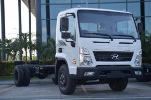 sự xuất hiện chiếc xe hyundai MIGHTY EX sản phẩm mới nhất năm 2020