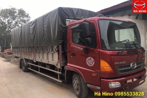 bán xe Hino 5 tấn|giá xe tải hino 5 mui bạt việt nam