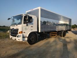 Xe Hino FG8J thùng siêu dài