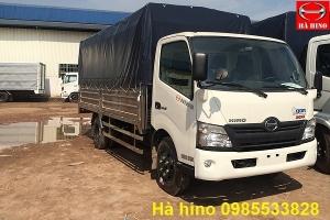 xe tải hino 3 tấn - phân phối xe tải hino 3.8 tấn việt nam