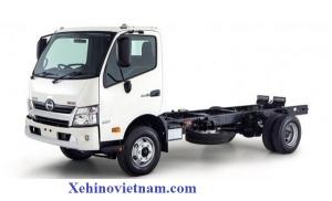 xe tải hino 2 tấn - phân phối xe hino 2 tấn giá tốt tại việt nam
