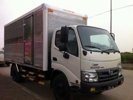 Xe tải Hino Dutro 5 tấn chất lượng tại Hà Nội