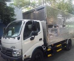 Xe tải Hino Dutro giá rẻ tại Hà Nội