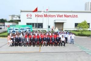 Xe Tải Hino|Xe tải Hino không ngừng vươn xa