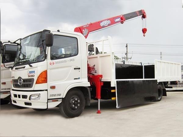 xe cẩu unic3 tấn|đại lý phân phối cẩu unic 3 tấn 4 đốt