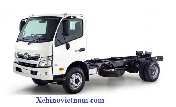 xe tải hino 1.9 tấn việt nam