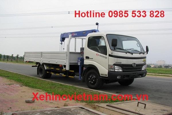 xe tải hino 2.5 tấn - phân phối xe tải hino 2.5 tấn việt nam