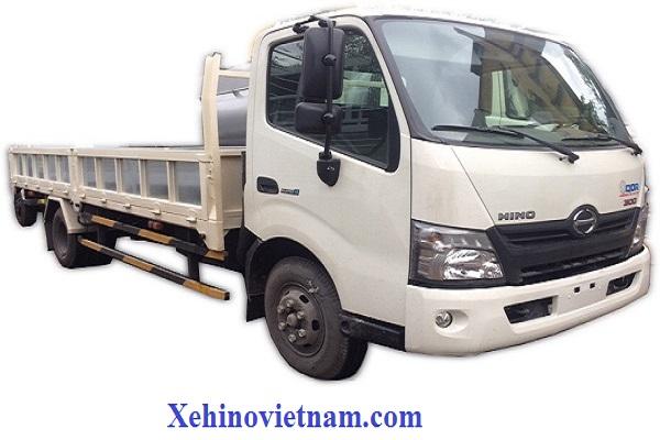 xe tải hino 1.9 tấn thùng lửng